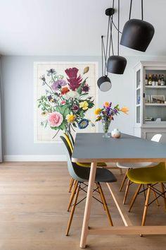Best Farmhouse Dining Room Lighting Ideas – My Life Spot Interior Decorating Styles, New Interior Design, Home Decor Trends, Nordic Interior, Decorating Websites, Decorating Ideas, Decor Ideas, Esstisch Design, Ideas Hogar