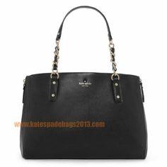 Kate Spade Cobble Hill Andee Black Discount  $106.00  -katespadebags2013.com