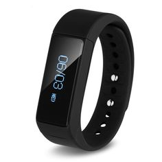 Fitness Tracker TUFEN Waterproof Bluetooth Smart Activity Wristband Sports Bracelet with Realtime Heart Rate Monitor Pedometer Compatible with IOS iPhone Android Smart Phone Black * Details can be found by clicking on the image. Tracker Fitness, Waterproof Fitness Tracker, Smartwatch, Plus Fitness, Fitness App, Free Fitness, Health Fitness, Black Fitness, Fitness Diet