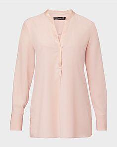 Oberteile » modische Oberteile entdecken| HALLHUBER Feminine Mode, Tunic Tops, Blouse, Long Sleeve, Sleeves, Sweaters, Women, Fashion, Fresh Tops