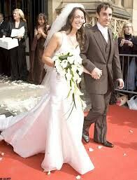 Emma Hadfield and English footballer, Gary Neville, married on June England Football Captain, Michael Carrick, Footballers Wives, John Terry, Wife And Girlfriend, Wedding Memorial, Bridesmaid Dresses, Wedding Dresses, Celebrity Weddings