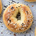 Low Carb Bagels Recipe with Fathead Dough | Low Carb Maven