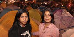 Feliz Día Mamá » La última noche juntas de @SaiRaMrivas con su madre antes de ser detenida
