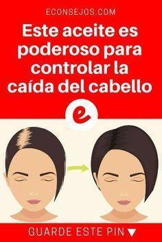 Caida del cabello remedios | Este aceite es poderoso para controlar la caída del cabello | ¿Su cabello se cae más de lo normal? Este tratamiento casero tiene gran aprobación y merecida fama, pues controla efectivamente la caida del cabello. Aprenda la receta .