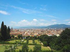 Giardino de Boboli, Florence / Italy