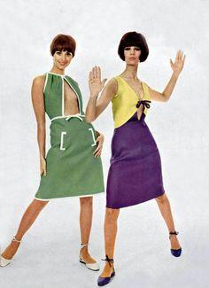 Guy Laroche, 1960s fashion