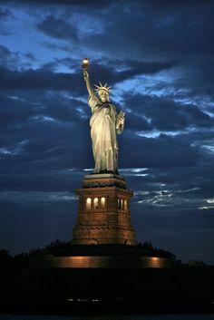 New York, USA | Miss Liberty
