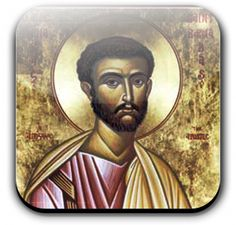 St. Barnabas, patron against hailstorms,