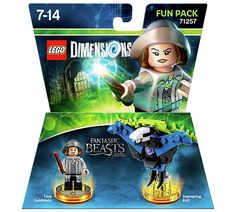 Buy LEGO® Dimensions Fantastic Beasts Fun Pack at Argos.co.uk, visit Argos.co.uk to shop online for Lego Dimensions, Toys to Life, Video games and consoles, Technology
