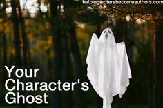 "Why does your character believe his Lie in the first place? To find the answer, start looking for something your character's ghost. Part 4 of my series ""Creating Stunning Character Arcs."""