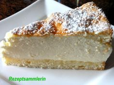 KÄSE - SAHNE - TORTE/ Mit Kokosmilch anstelle von Buttermilch!