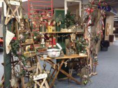 Shop display, christmas display