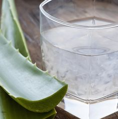 Aloe Vera is very beneficial in cases of acid reflux, because it can soothe irritated tissue and fight inflammation. It also helps with digestion. Blend the clear gel and the translucent flesh of the aloe vera leaf with some orange juice as a healthy breakfast drink. This mix can help prevent acid reflux and can also be used to soothe existing symptoms such as an irritated and inflamed esophagus.  www.hungryforchange.tv