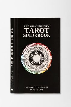 The Wild Unknown Tarot Guidebook By Kim Krans