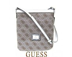 A brand like Guess needs no introduction. Not for its distinctive and sophisticated styling. Not for the attitude and panache the brand oozes. This is your chance to buy a Guess cross over top zip bag.  Keep your style as refined as you with this much needed bag. It's not only stylish and sophisticated, but oh so convenient!