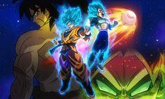Primer tráiler de la película Dragon Ball Super: Broly