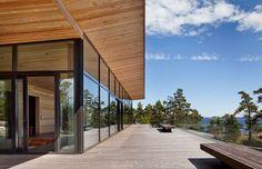 scandinavian architecture summer house - Google-søk