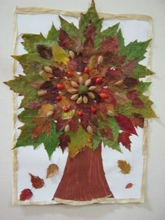 Autumn leaves - creative decoration and handicraft ideas - house decoration morePainting ideas with autumn leavesEasy Thanksgiving Crafts for KidsThankful Brown Bag Turkey Craft. Easy Thanksgiving Crafts for Kids Kids Crafts, Leaf Crafts, Fall Crafts For Kids, Preschool Crafts, Art For Kids, Kids Diy, Decor Crafts, Toddler Crafts, Autumn Crafts