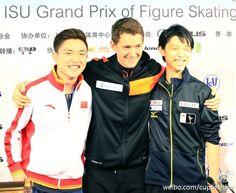 中国杯花样滑冰大奖赛的微博_微博