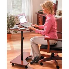 Cool idea  Laptop Stand/Reading Table
