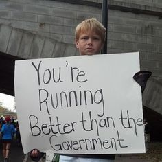 The 37 Happiest Things You See While Running A Marathon (via BuzzFeed)