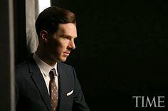 Benedict Cumberbatch: Time magazine photo shoot