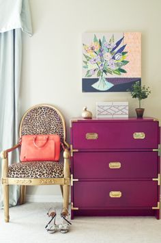 styled by Tiffany Richey Designs (Love the chair! For my office some day?)