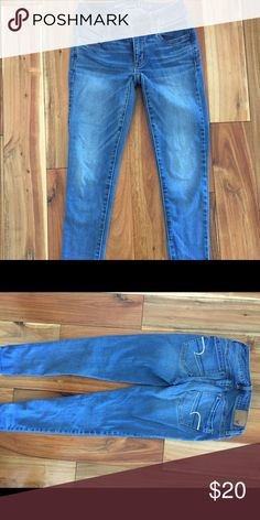 American Eagle jeans American Eagle jeans super stretch jeggings American Eagle Outfitters Pants Skinny