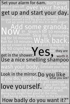 Need to start doing this. No more wasting time!