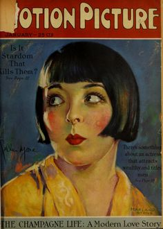Colleen Moore on Motion Picture Magazine
