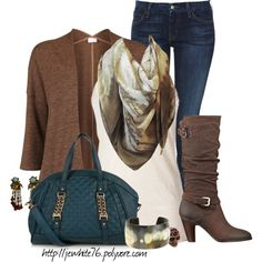 Sophisticated Funky Fall