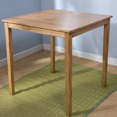 Charlton Home® Cromwell Counter Height Pub Table