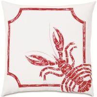 Summer Fun - Rock Lobster Indoor / Outdoor Pillow