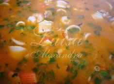 Arroz de Lulas e Delícias do Mar – Luísa Alexandra Salsa, Rice, Vegetables, Ethnic Recipes, Food, Fish Dishes, Salsa Music, Veggies, Eten