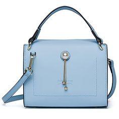 Figestin Genuine Leather Handbags Designer Satchel Tote Shoulder Bag Purse  for Women Leather Purses, Leather 8f698a5cea