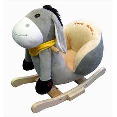 YO-YO ROCK | Rocking Donkey | Learning and Playtime | kinderelo.co.za