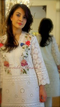 Farida Hasan Eid Dress Collection 2014 | Fancy Formal Dresses – She9 | Adjust the Life Style - FASHIONPAB