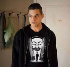 mr robot shirt