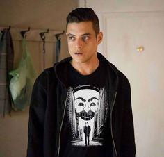 mr robot shirt