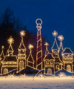 8 Places To See Dazzling Holiday Lights In D.C.