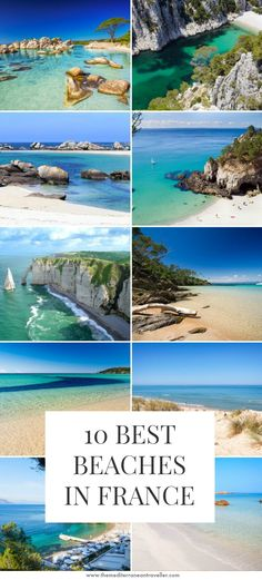 10 Best Beaches in France