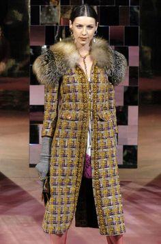 Caitriona Balfe for Dolce & Gabbana