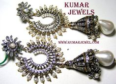 indian earings, jhumka