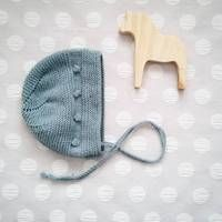 This Pin was discovered by Mai Baby Hats Knitting, Knitting For Kids, Crochet For Kids, Crochet Baby, Knit Crochet, Baby Patterns, Knitting Patterns, Knitting Stitches, Knitted Dolls
