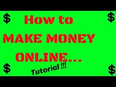 How to make money online | Make money online | Tutorial | Start your 14 day $7 trial period today!  #howtomakemoneyonline #makemoneyonline #makemoney #waystomakemoneyonline #makemoneyonlineforfree #howtomakemoneyonlineforfree #onlinemoney #errolmuller