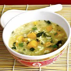 OKAYU - Düşük kalorili Leziz Yemek- JAPONYA - Dünya Mutfağı
