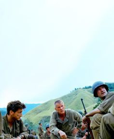 The Thin Red Line, directed by Terrence Malick