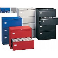 Silverline+Side+Filing+Cabinets  www.officefurnitureonline.co.uk