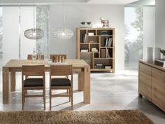 tavolo allungabile rettangolare in legno massello storia by domus ... - Tavolo Allungabile Legno Massello