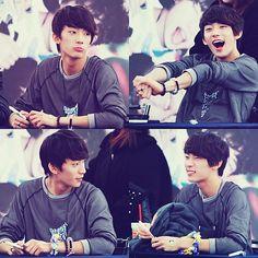 #Gongchan #b1a4 #kpop